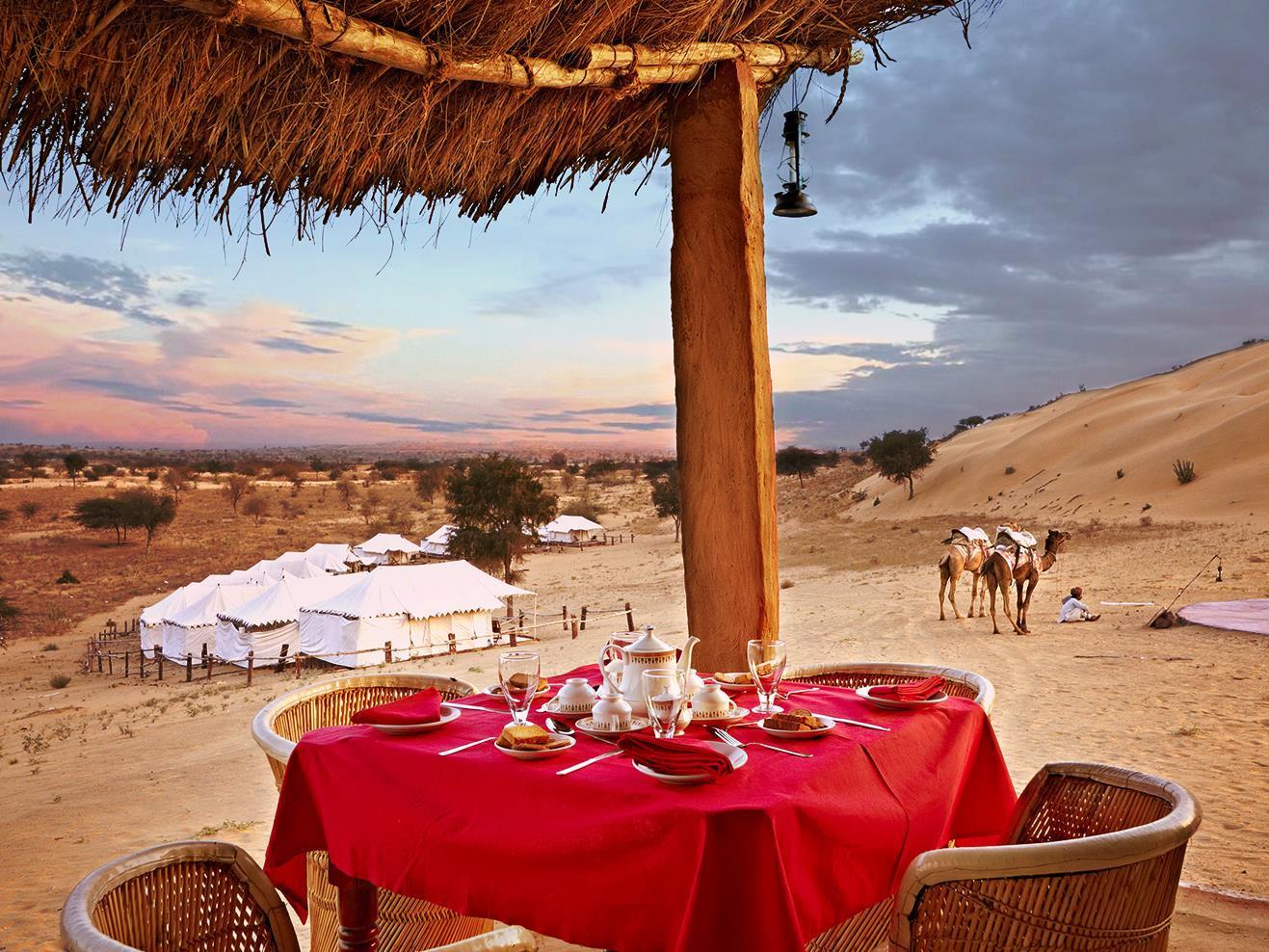 Desert Haveli Resort And Camp