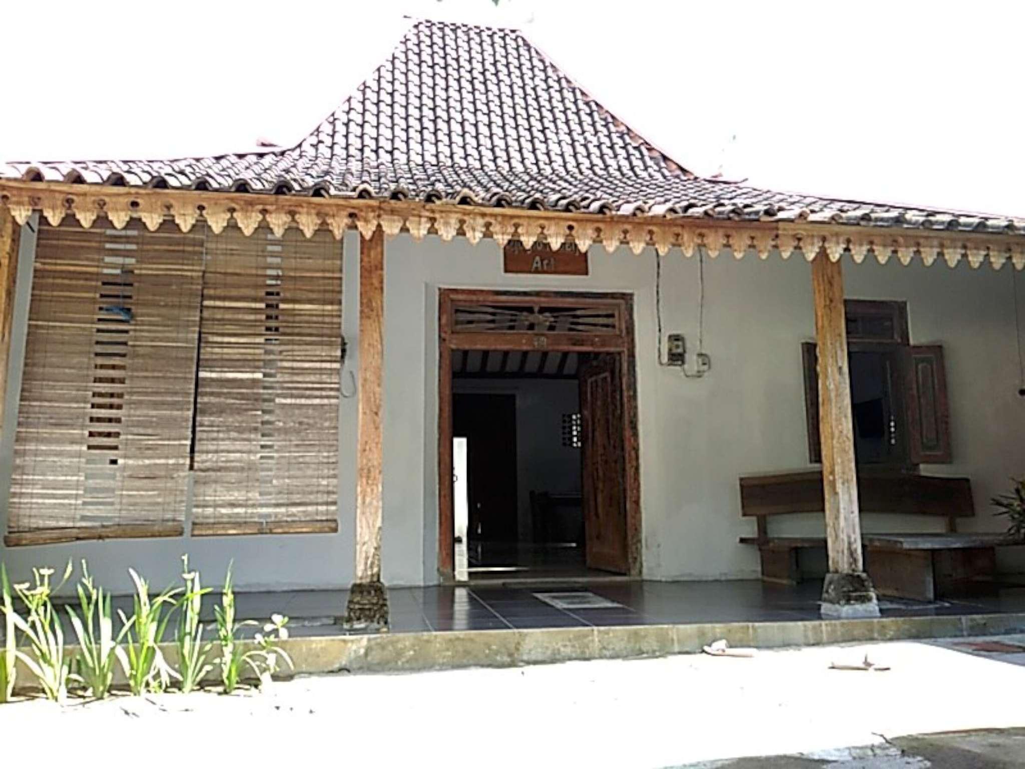 Rumah Prapen Kotagede