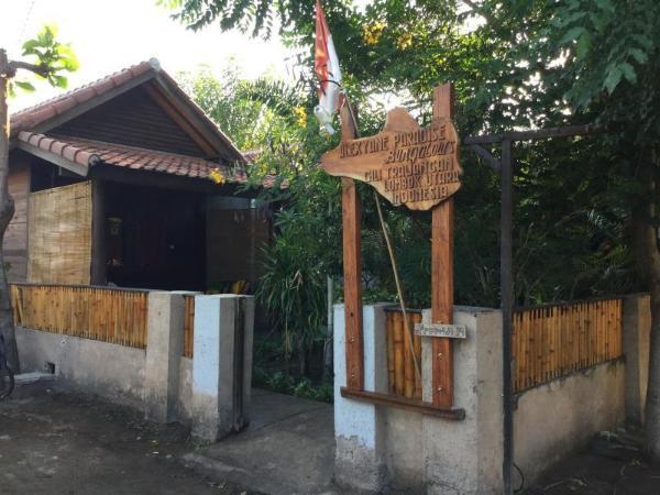 Alexyane Paradise Bungalow Lombok