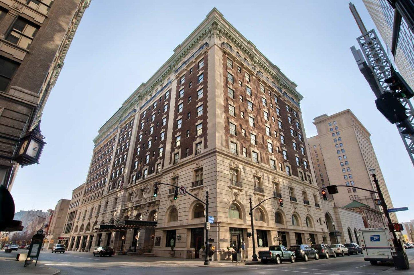 Hilton Louisville Seelbach Hotel