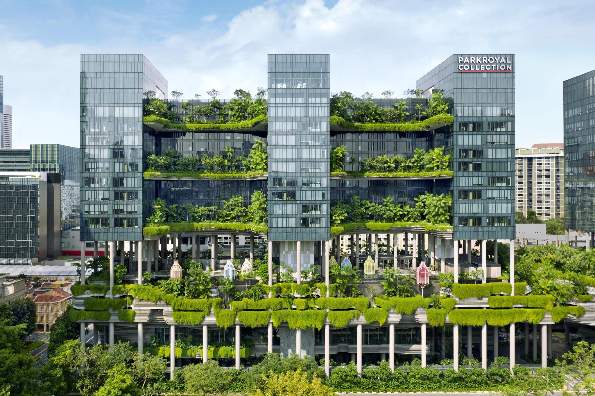 PARKROYAL COLLECTION Pickering, Singapore (SG Clean Certified)