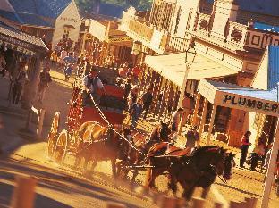 Sovereign Hill Hotel Ballarat Australia