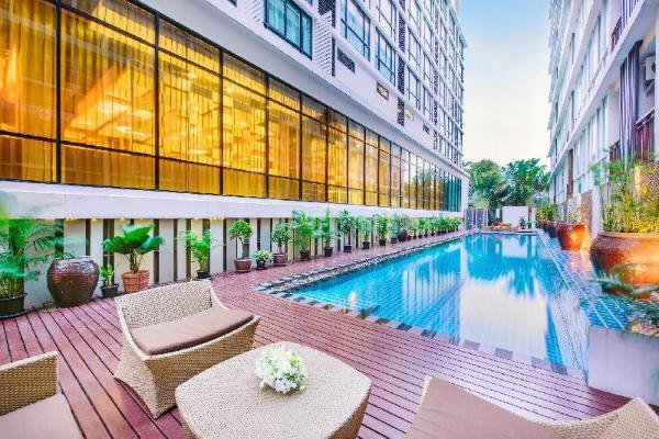 Mida Hotel Ngamwongwan Nonthaburi