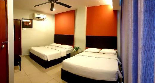 Golden Court Hotel @ Tun Abdul Razak