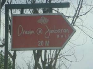 Dream @ Jimbaran