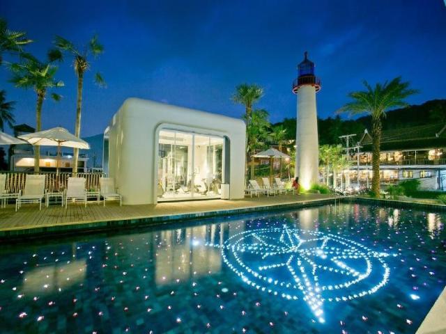 ชูการ์ มารีนา รีสอร์ท นอติคัล กะตะ บีช – Sugar Marina Resort – Nautical – Kata Beach