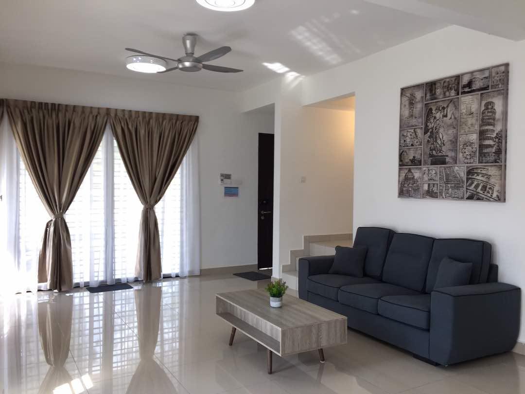 The Sam's Homestay  Johor Malaysia  Double Storey