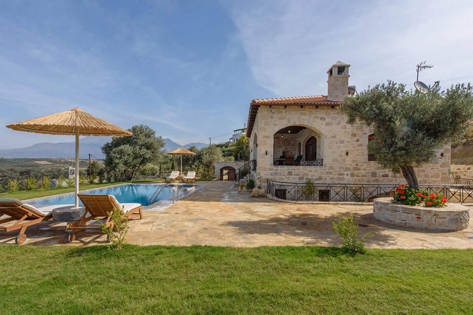 Villa Liljana By Matala