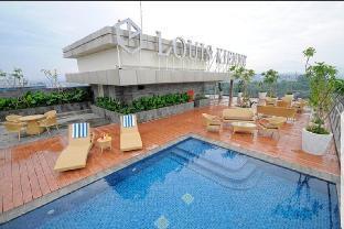 Cozy Apartemen Studio Louis kienne pandanaran Semarang Kota