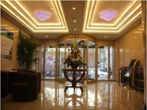 GreenTree Inn Jinan Quancheng Hotel