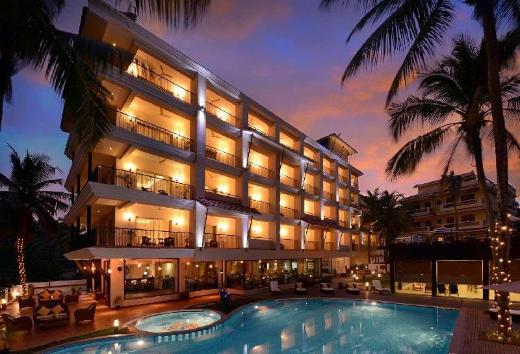 Golden Tulip Goa Hotel