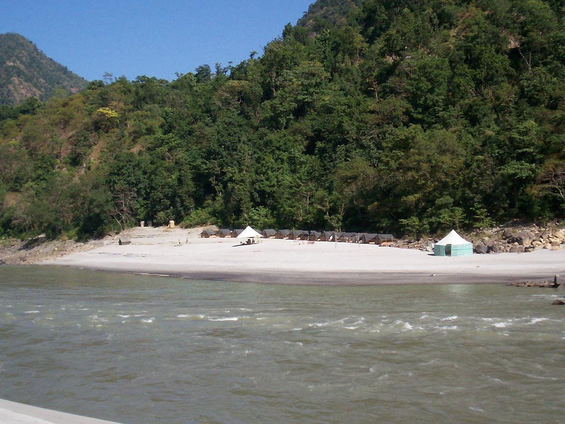 The Rafting Camp