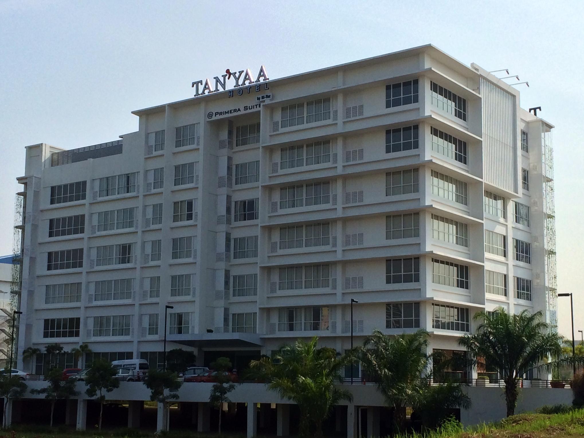 Tan'Yaa Hotel By Ri Yaz   Cyberjaya