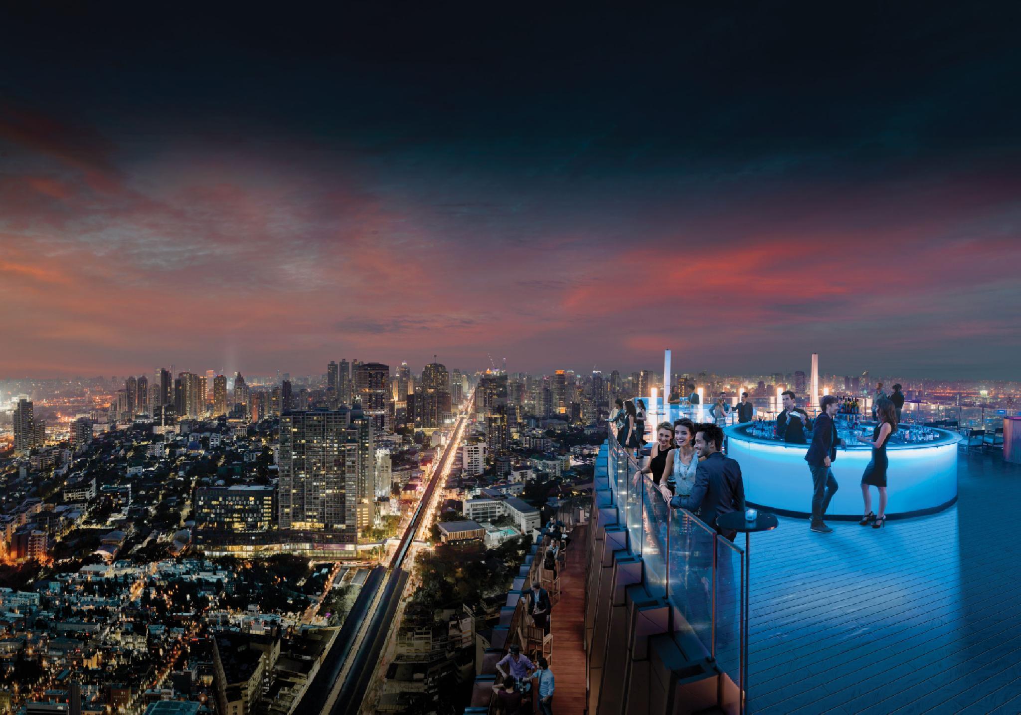 Bangkok Marriott Hotel Sukhumvit (SHA Certified)