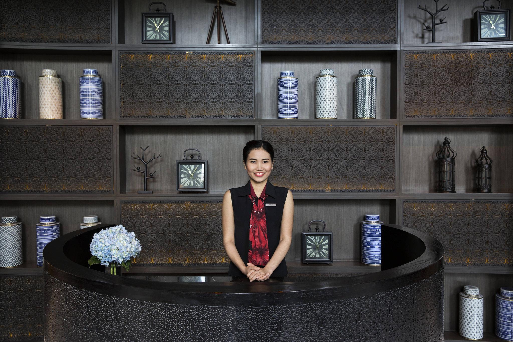 Bangkok Marriott Hotel Sukhumvit บางกอก แมรีออท โฮเต็ล สุขุมวิท