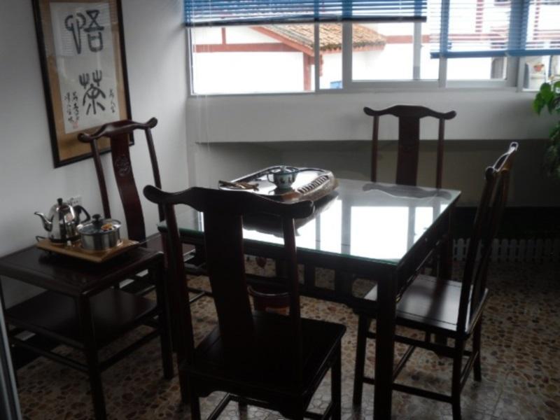 Wuyishan Tea Town Inn