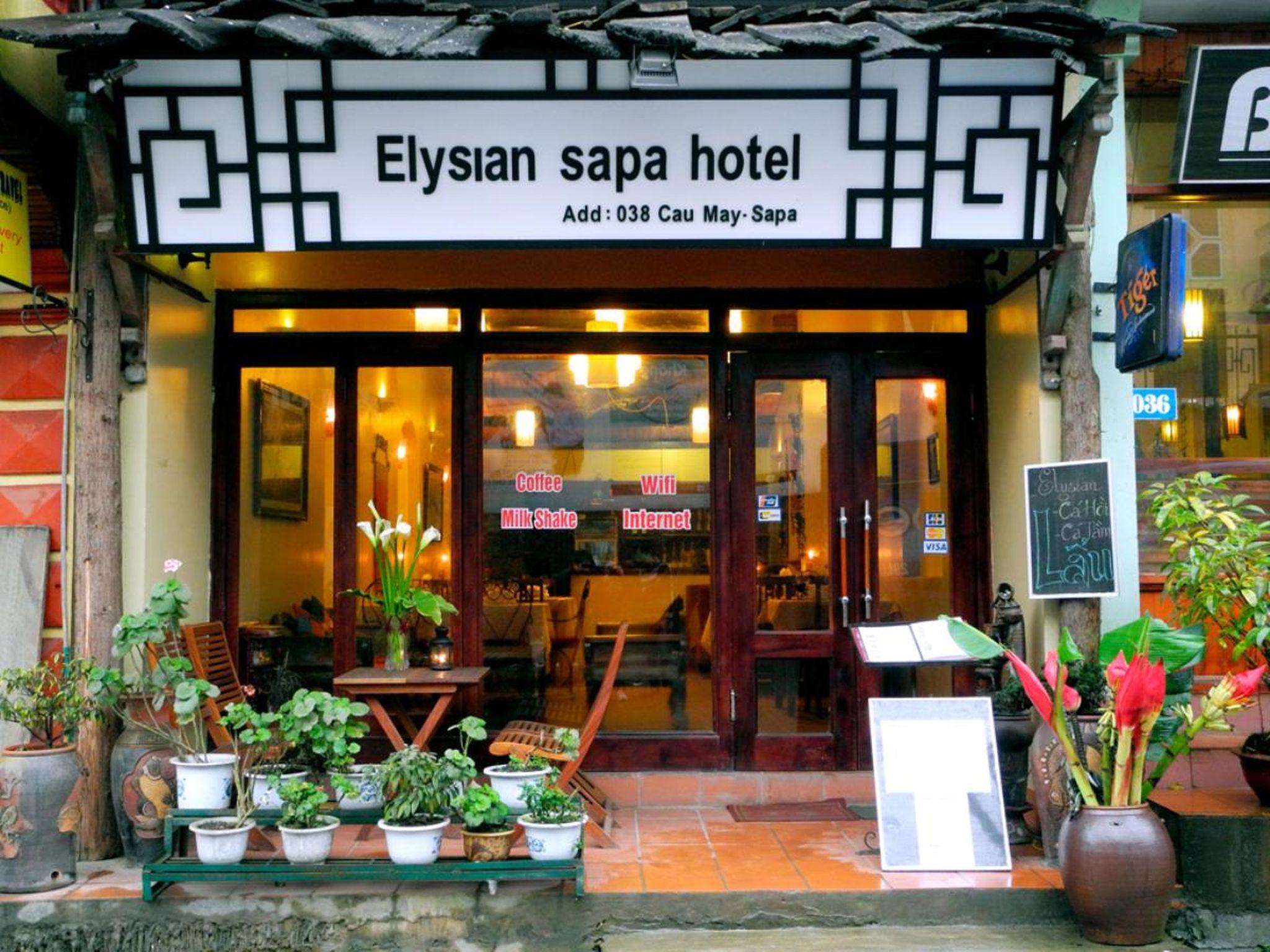 Elysian Sapa Hotel