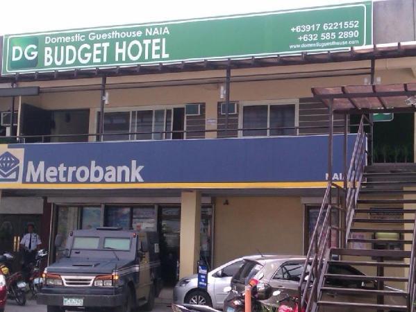 DG Budget Hotel NAIA Manila