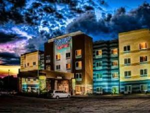 Fairfield Inn & Suites by Marriott Montgomery Airport