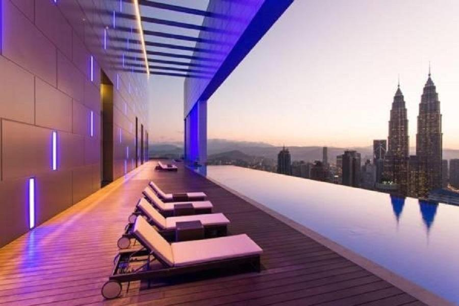 Platinum Residence Luxe Two Bedroom Apartment KLCC