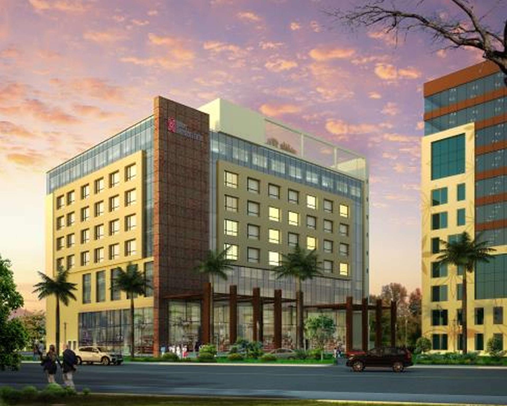 Hilton Garden Inn Lucknow