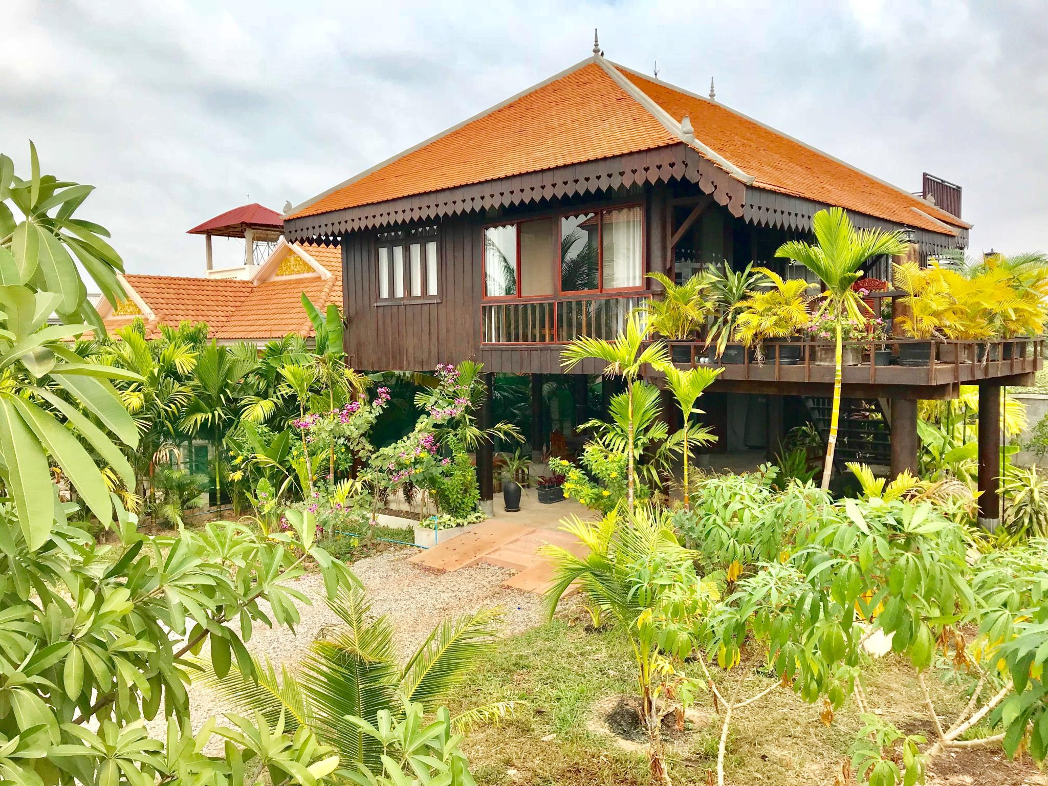 Thany Wooden House Siem Reap
