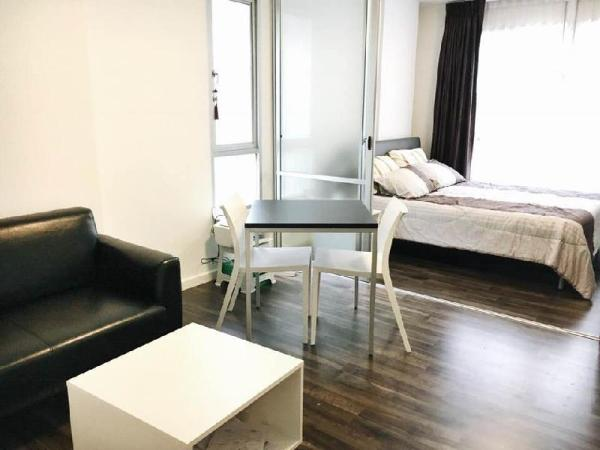 New Studio Room for Rent! Near Bangwa BTS Station Bangkok