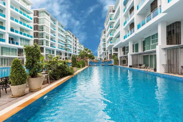 My Resort-Pool Access 1(3Bedroom Duplex) Hua Hin