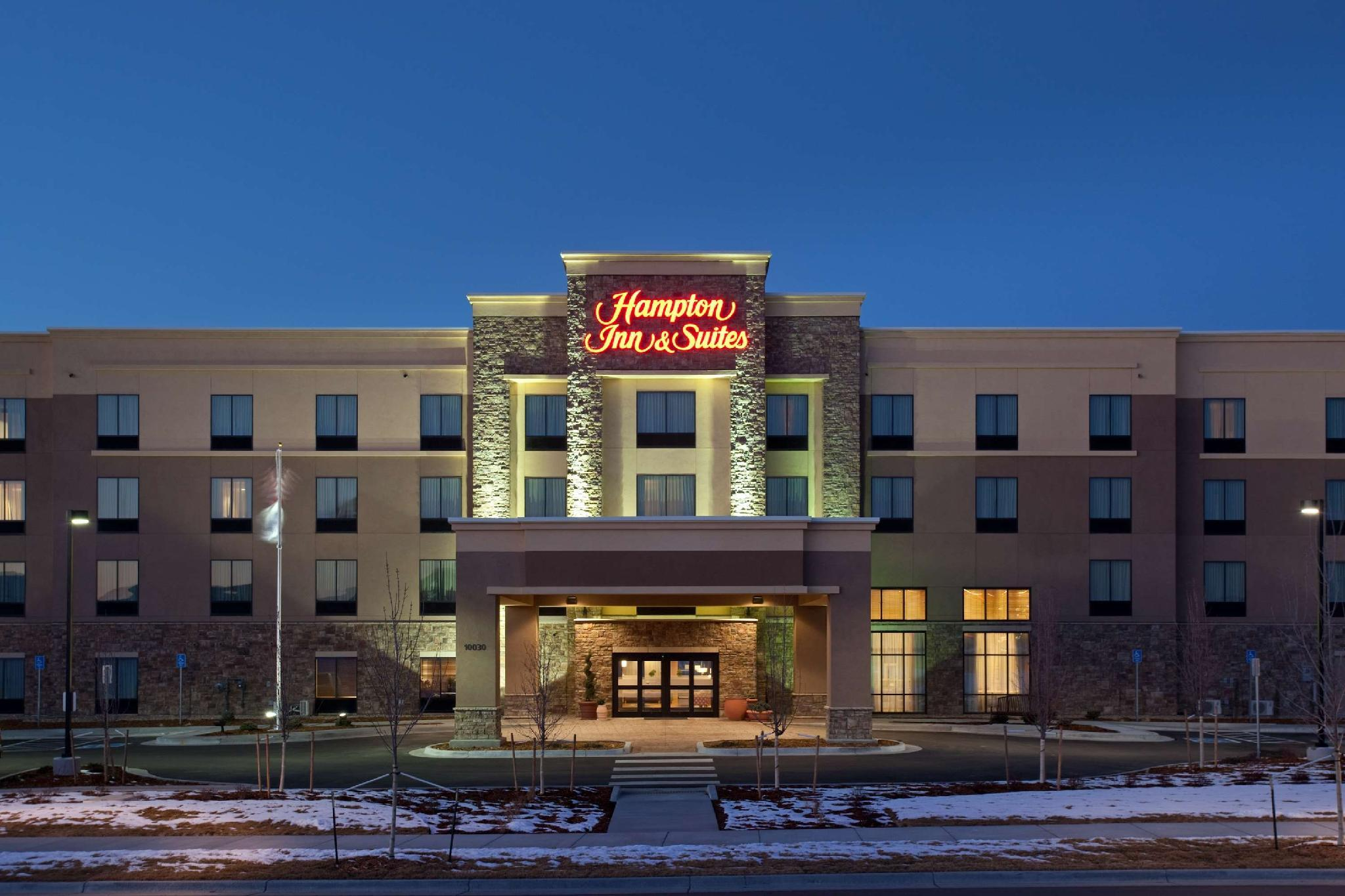 Hampton Inn And Suites Denver South Ridgegate