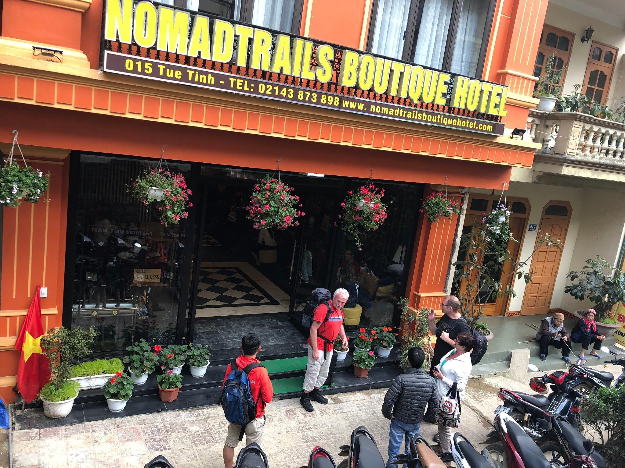 Nomadtrails Boutique Hotel