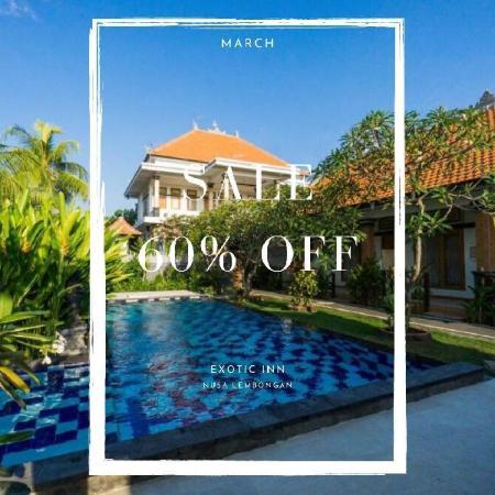 Exotic Inn Lembongan Bali