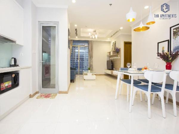 3204- Vinhomes  2BR, 32 Floor-Tan