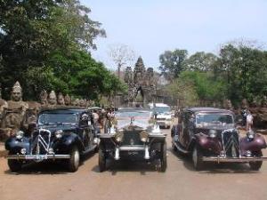 รีสอร์ท&สถานที่จัดประชุมอัปสรา อังกอร์ (Apsara Angkor Resort & Conference)