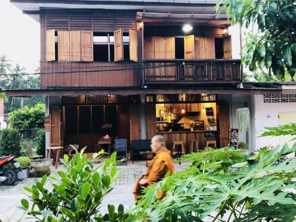 Aforetime beach house Koh Samui
