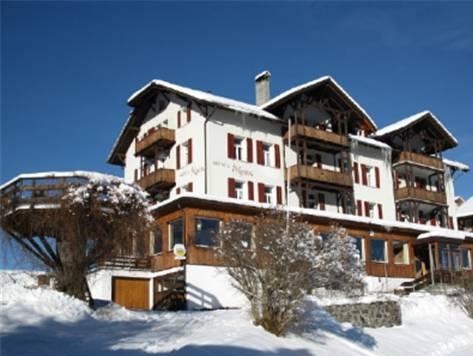 Romantik Hotel The Alpina Mountain Resort And Spa