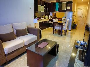 Fantastic View FX Sudirman 2BR Apartment -Travelio Jakarta