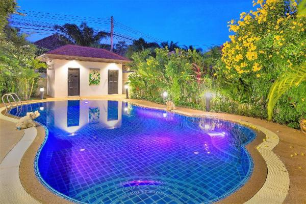 Baan Leelawadee - Luxury Villa with Private Pool Pattaya