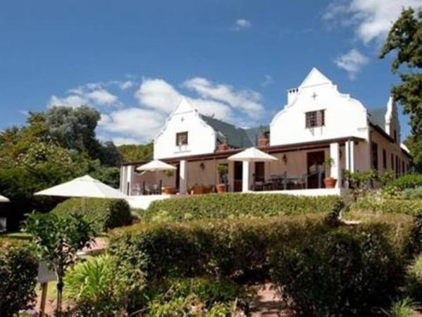 Vredenburg manor house Cape Town