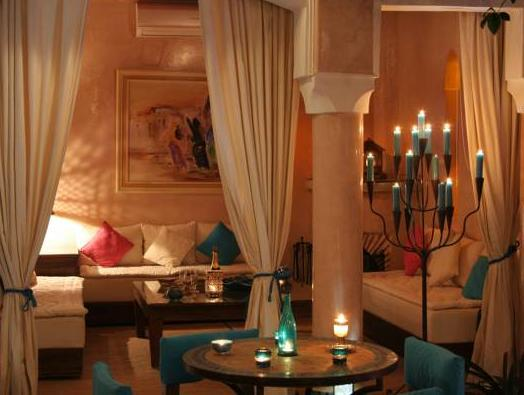 Review Riad Turquoise