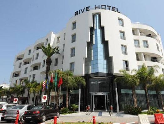 Rive Hôtel Reviews