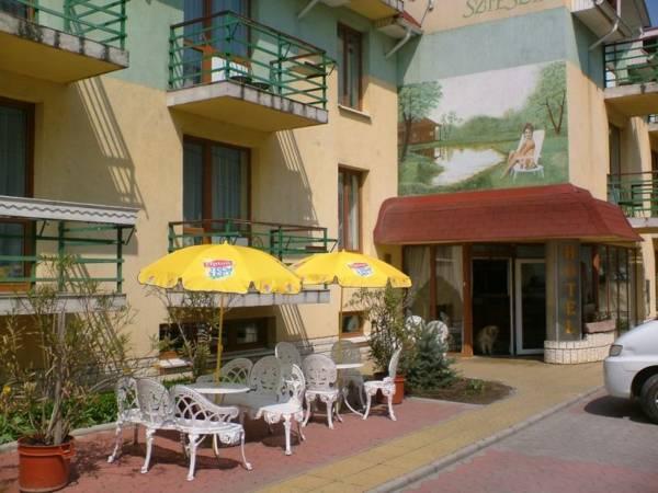 Hotel Paar Szieszta