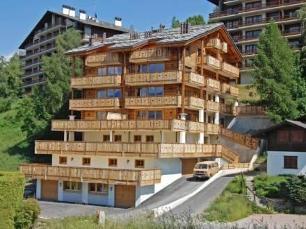 Apartment Terrasse Du Paradis 7B