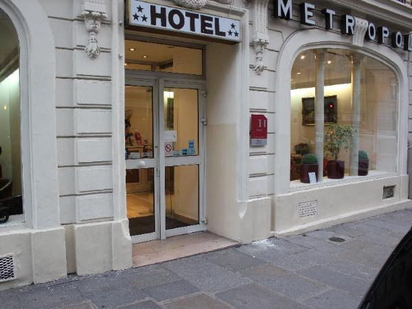 Metropol Hotel Paris