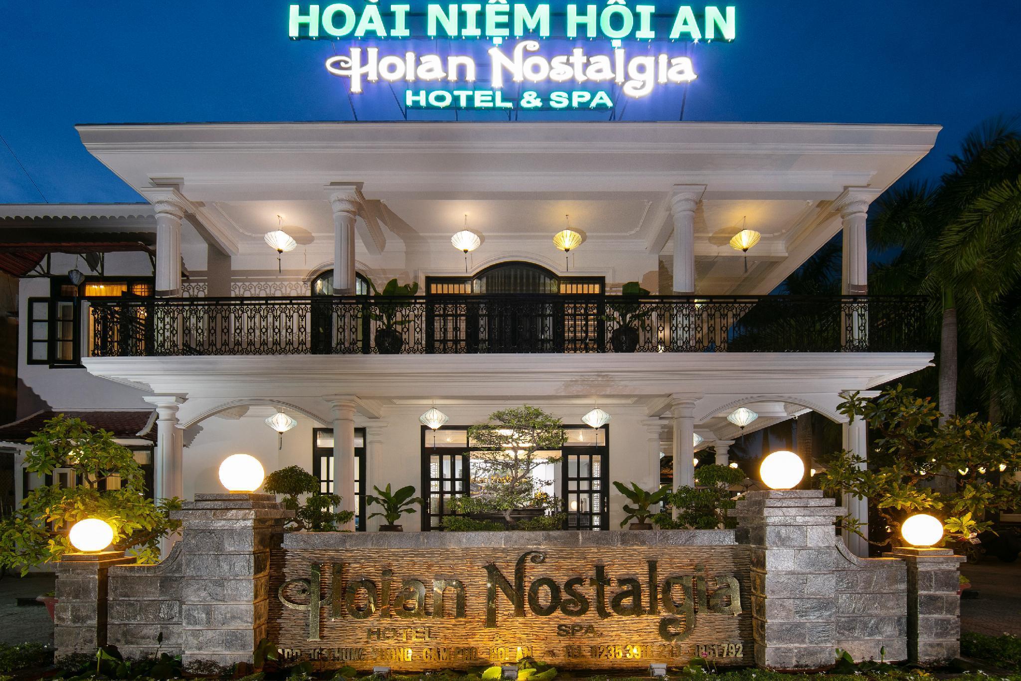 Hoian Nostalgia Hotel And Spa