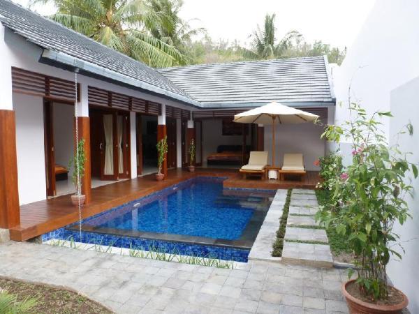 Villa Tiga Lombok