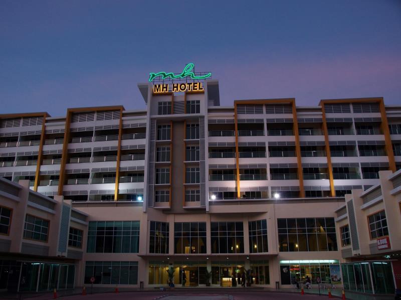 MH Sentral @ Sungai Siput Hotel