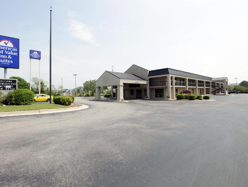 Americas Best Value Inn Suites Hotel Scottsboro