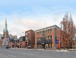 Comfort Inn City Centre Toronto