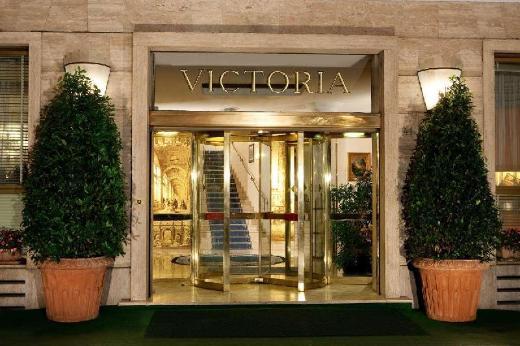 Hotel Victoria Roma