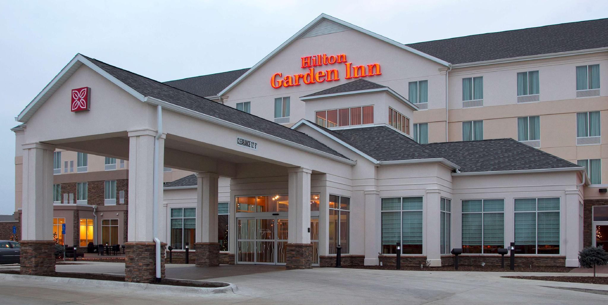 Hilton Garden Inn Cedar Falls Conference Center